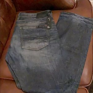 Buffalo Rock For Freedom jeans size 36/32 NWT